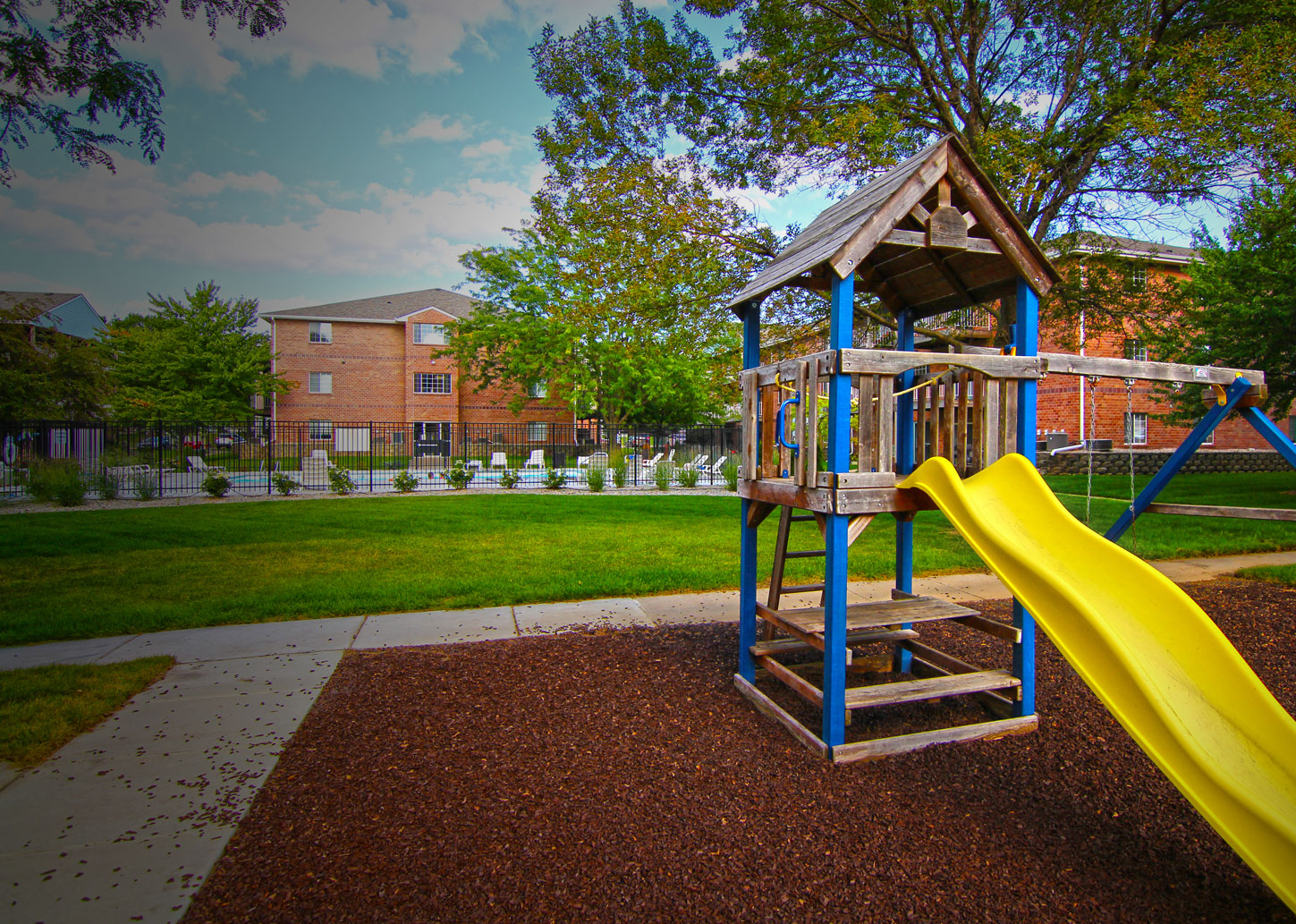 Embassy Park Apartments Playground